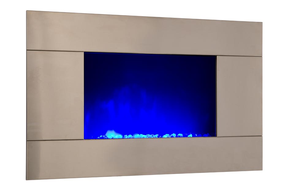 cheminee-decorative-cheminarte-pure-inox-bleue